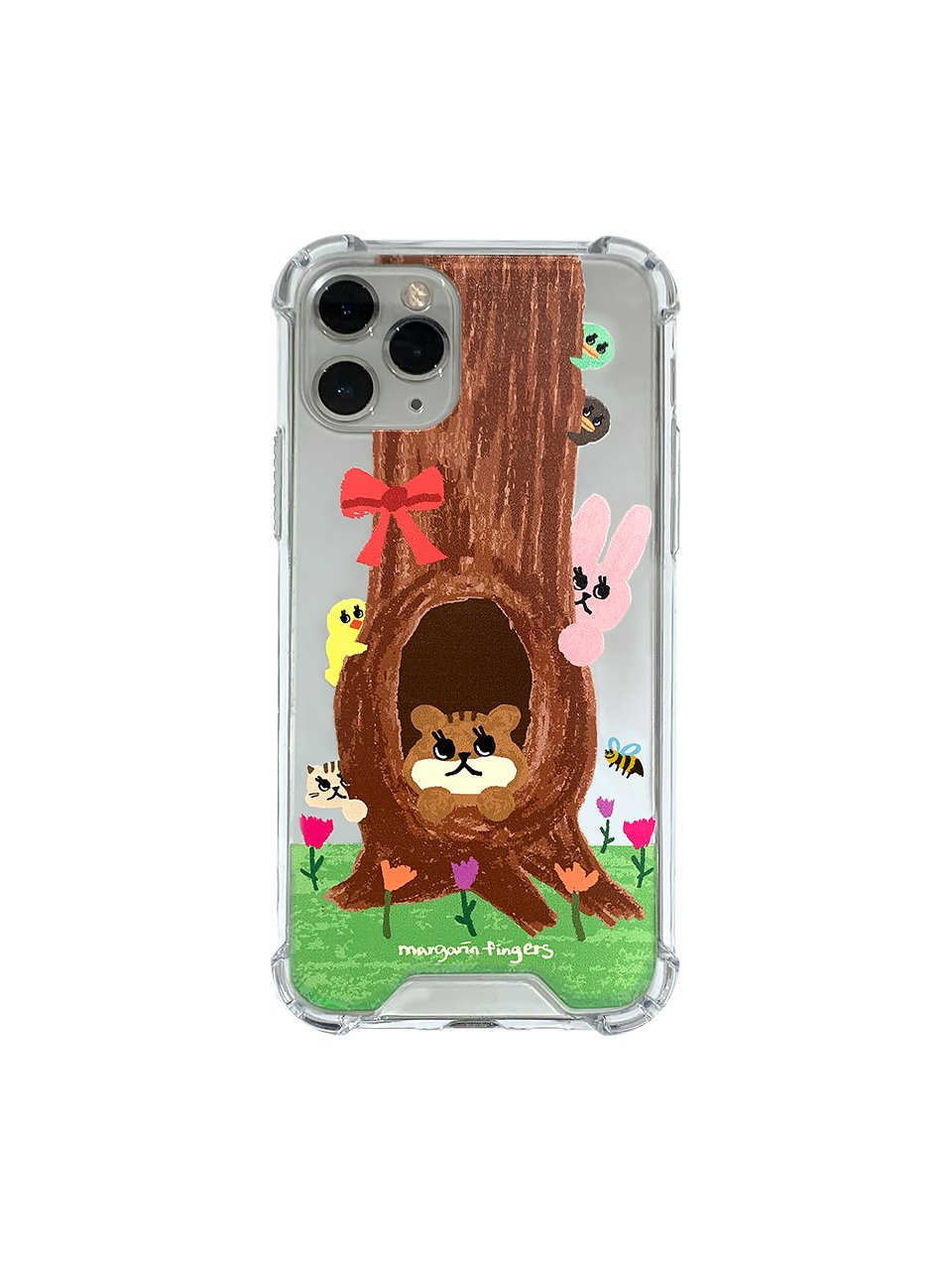 tree trunk iphone case